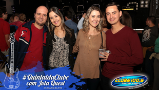Foto Quintal da Clube com Jota Quest 10