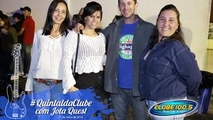 Foto Quintal da Clube com Jota Quest 11