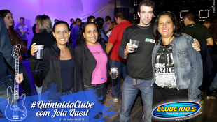 Foto Quintal da Clube com Jota Quest 13