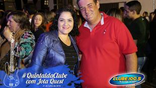 Foto Quintal da Clube com Jota Quest 14