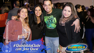Foto Quintal da Clube com Jota Quest 16