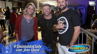 Foto Quintal da Clube com Jota Quest 17