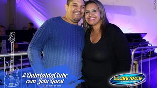 Foto Quintal da Clube com Jota Quest 18