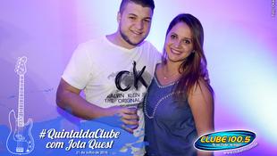 Foto Quintal da Clube com Jota Quest 20