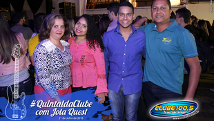 Foto Quintal da Clube com Jota Quest 21