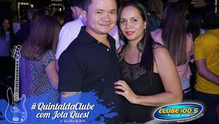 Foto Quintal da Clube com Jota Quest 23