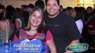Foto Quintal da Clube com Jota Quest 24