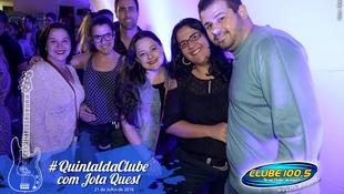 Foto Quintal da Clube com Jota Quest 25