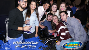Foto Quintal da Clube com Jota Quest 27