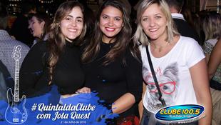 Foto Quintal da Clube com Jota Quest 28