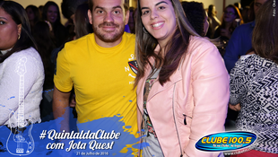 Foto Quintal da Clube com Jota Quest 30