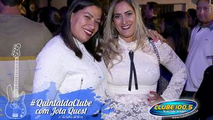 Foto Quintal da Clube com Jota Quest 31