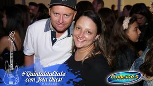 Foto Quintal da Clube com Jota Quest 33