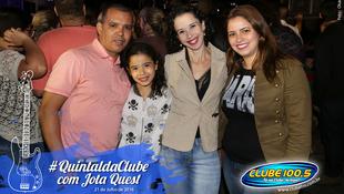 Foto Quintal da Clube com Jota Quest 34