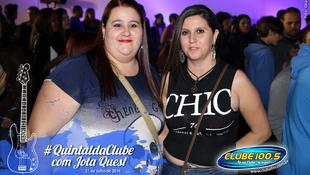 Foto Quintal da Clube com Jota Quest 35