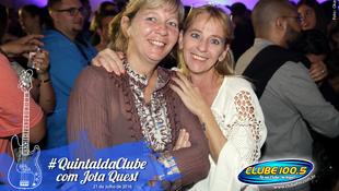Foto Quintal da Clube com Jota Quest 37