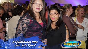 Foto Quintal da Clube com Jota Quest 38
