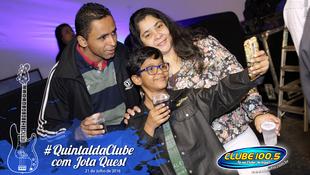 Foto Quintal da Clube com Jota Quest 41