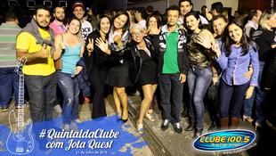 Foto Quintal da Clube com Jota Quest 42
