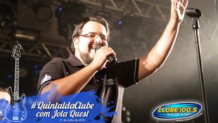 Foto Quintal da Clube com Jota Quest 44