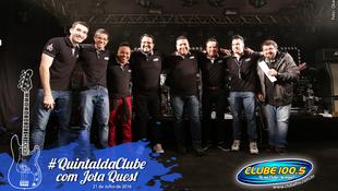 Foto Quintal da Clube com Jota Quest 46