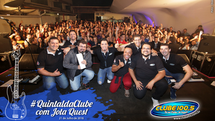 Foto Quintal da Clube com Jota Quest 48