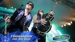 Foto Quintal da Clube com Jota Quest 49