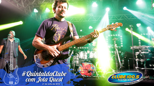 Foto Quintal da Clube com Jota Quest 52