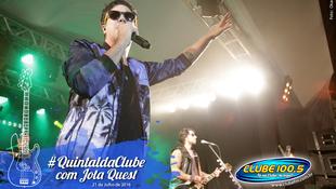 Foto Quintal da Clube com Jota Quest 55