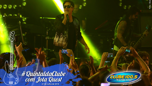 Foto Quintal da Clube com Jota Quest 58