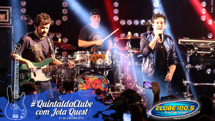 Foto Quintal da Clube com Jota Quest 61