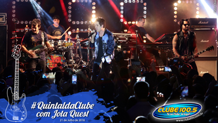 Foto Quintal da Clube com Jota Quest 64