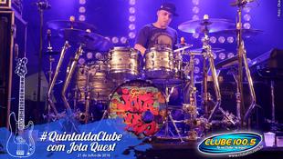 Foto Quintal da Clube com Jota Quest 66