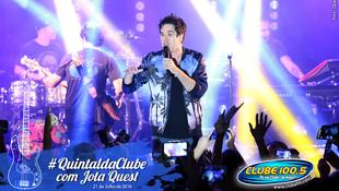 Foto Quintal da Clube com Jota Quest 67