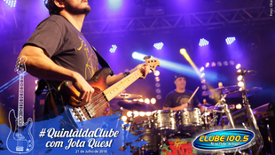 Foto Quintal da Clube com Jota Quest 70
