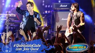 Foto Quintal da Clube com Jota Quest 72
