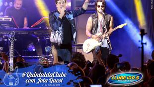 Foto Quintal da Clube com Jota Quest 73