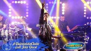 Foto Quintal da Clube com Jota Quest 75