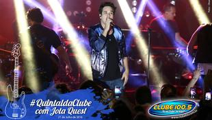 Foto Quintal da Clube com Jota Quest 76