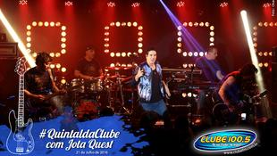 Foto Quintal da Clube com Jota Quest 78