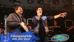 Foto Quintal da Clube com Jota Quest 79
