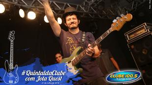 Foto Quintal da Clube com Jota Quest 80