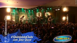 Foto Quintal da Clube com Jota Quest 82