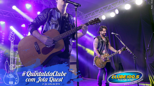 Foto Quintal da Clube com Jota Quest 83