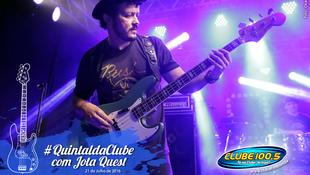 Foto Quintal da Clube com Jota Quest 84