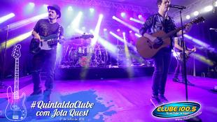 Foto Quintal da Clube com Jota Quest 85