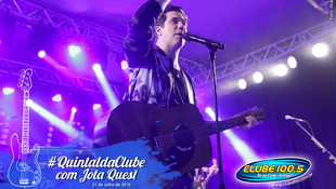 Foto Quintal da Clube com Jota Quest 86