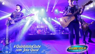 Foto Quintal da Clube com Jota Quest 88