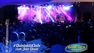 Foto Quintal da Clube com Jota Quest 89