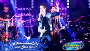 Foto Quintal da Clube com Jota Quest 91